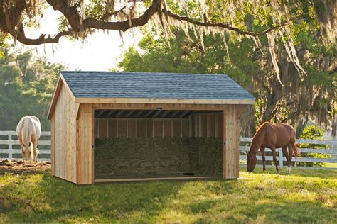 Run In Sheds Pa buy run in sheds and barns for equine