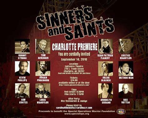 Sinners Saints 2010 Sinners And Saints Premiere