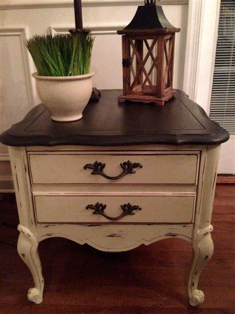 best 25 painted end tables ideas on refinished end tables refurbished end tables
