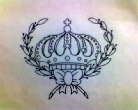 girly crown tattoo designs girly crown ideas tattoos