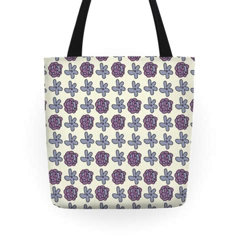 flower doodle bag doodle flower pattern tote tote bags grocery bags and