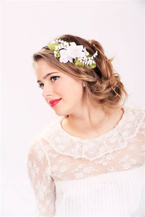 wedding headband bridal hair wedding hair accessory