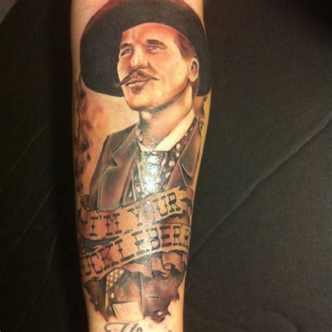 doc holliday tattoos 12 best dock images on doc holliday