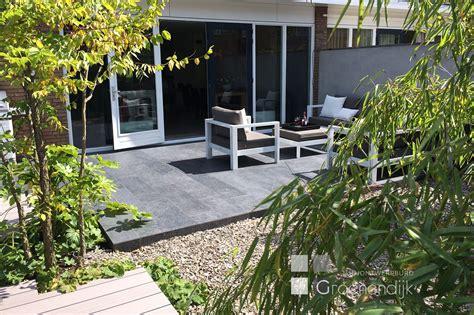 Kleine Tuinen Voorbeelden by Kleine Moderne Tuin In Reeuwijk
