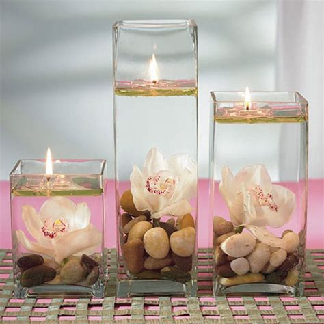 table centerpiece ideas 20 candles centerpieces table decorating ideas