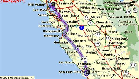 california map highway 101 odie s roadies highway 101