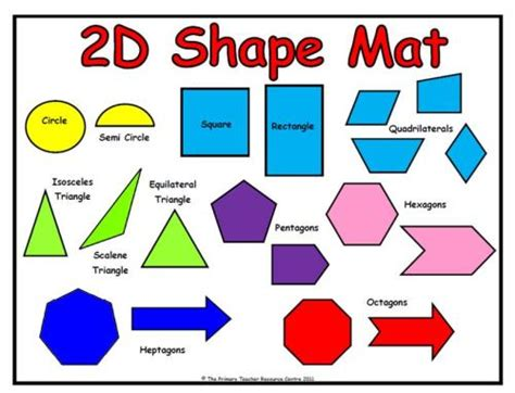 house shapes 2d shapes by bettsx teaching resources tes 2d shapes resource mat