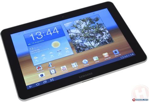 Tablet Samsung Dan Apple samsung galaxy tab 10 1 review hardware info nederland