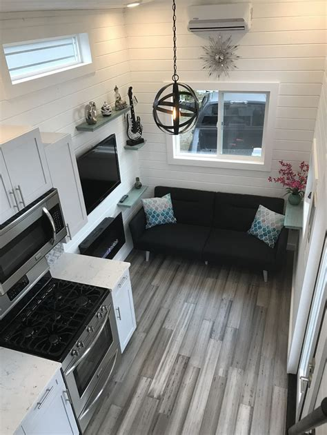 tiny luxury mobile home lets   simply