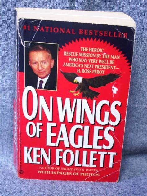 on wings of eagles books on wings of eagles by follett ken a signet book the