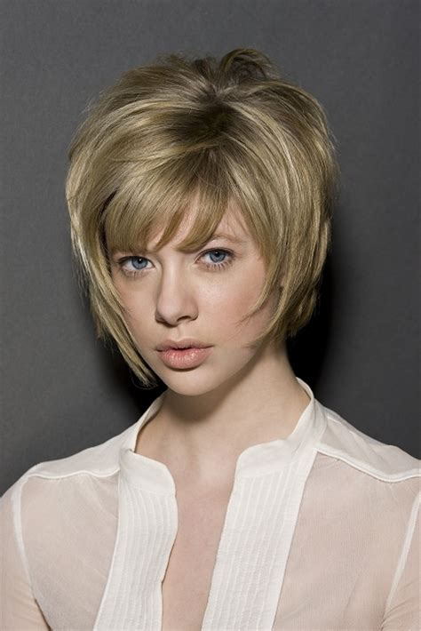 whats suitable for round face haircut 11 picture perfect hairstyles for round faces and most