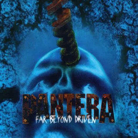 Cd The Panturas pantera far beyond driven 1994 avenged sevenfold s m shadows my 10 favorite metal