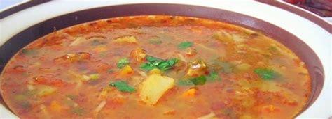 cuisine alg駻ienne ramadan chorba cuisine alg 233 rienne