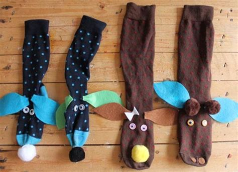 diy sock puppets kidsomania