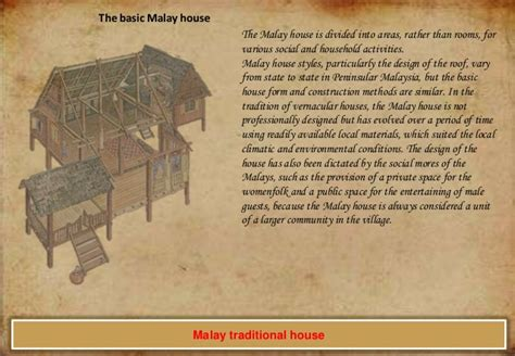 Different Styles Of Houses architecture history of malaysia houses
