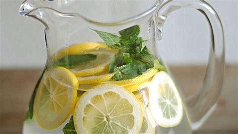 Cucumber Lemon Honey Detox Water by Detox After New Year Festivities Stylecracker