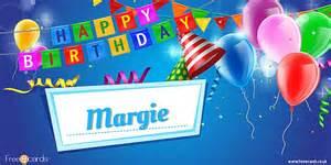 happy birthday margie free ecards