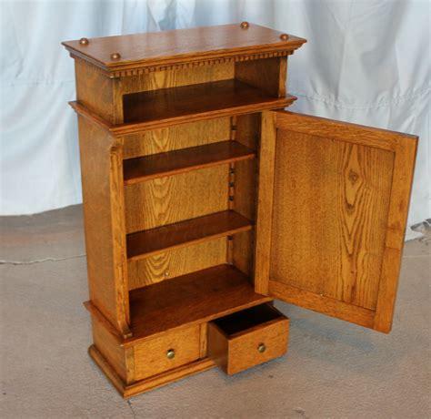 antique medicine cabinet with mirror bargain s antiques 187 archive antique oak