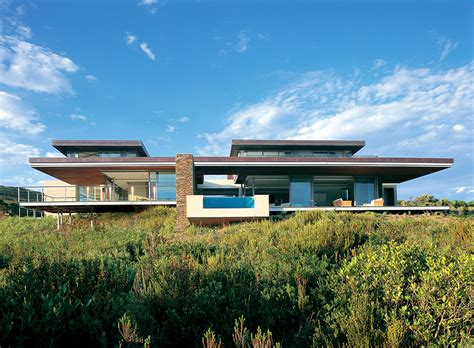 south house south african paradise golf ocean sunsets and infinity pool modern house designs