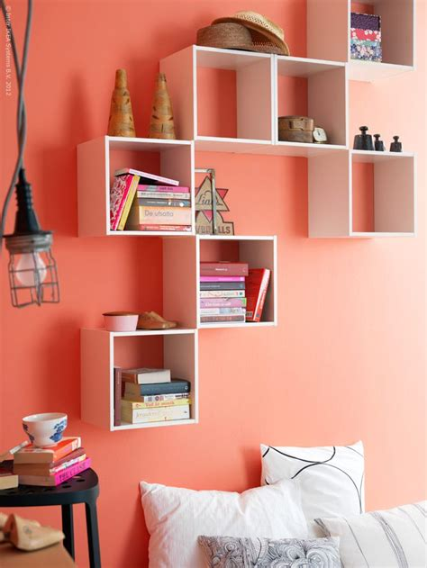 Wall Ls For Bedroom Ikea by 17 Best Ideas About Cube Shelves On Ikea Cube