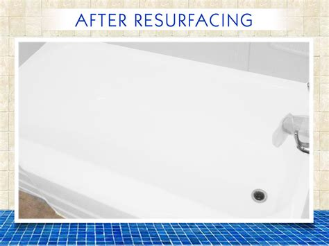 Resurfacing Bathtub Service by Mrs Bluett Tub Resurfacing Total Bathtub Refinishing Tub