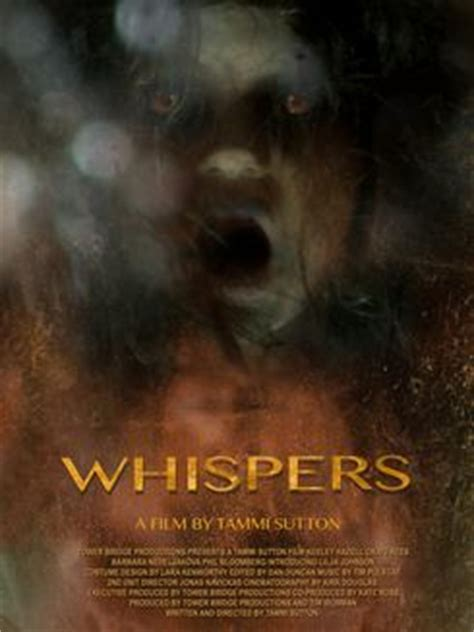 Dvd Whisper 2017 Sub Indo 1080p terror peliculas de terror bloghorror