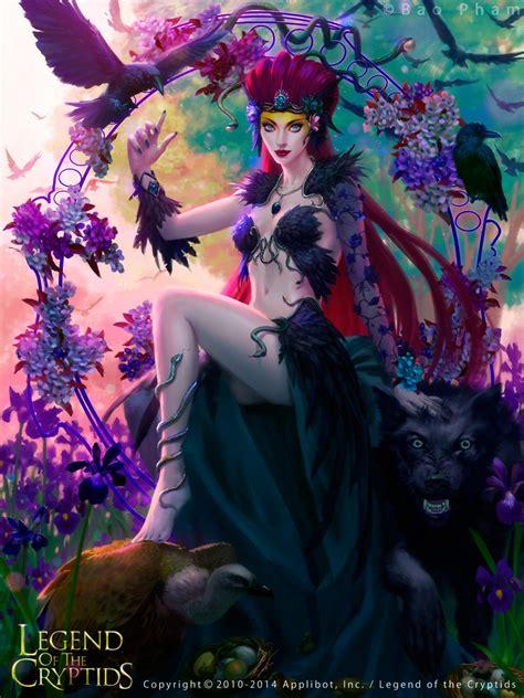 goddess easter easter goddess by thienbao on deviantart