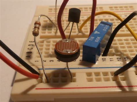 photoresistor how stuff works ldr circuit diagram build electronic circuits