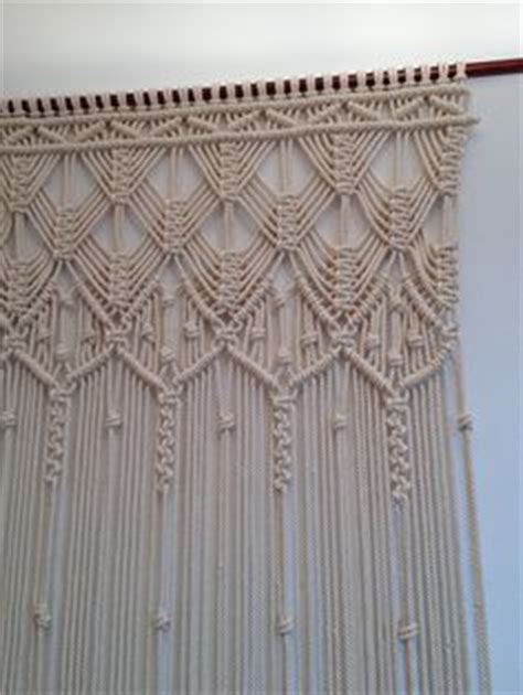 Hemp Curtain Panels From Doc by Flag Vintage Flag And Lace Ribbon On