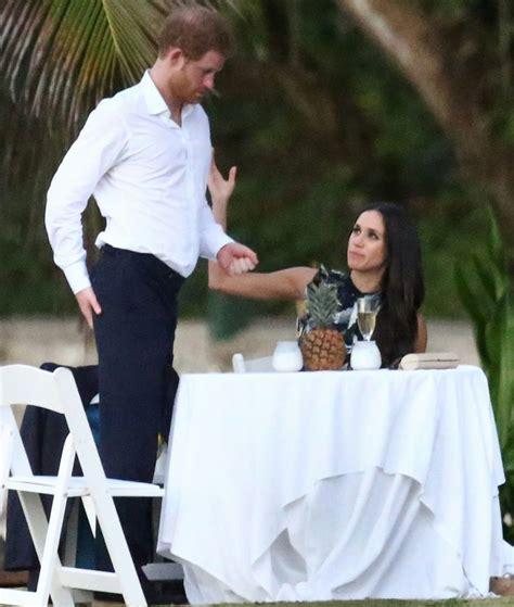 prince harry and meghan prince harry and meghan markle attend a wedding in jamaica