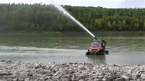 fire boat water cannon wildfire inspires alta man to build lightweight flame