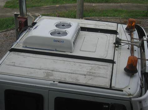 cargo van roof air conditioner rooftop mount truck air conditioner 2500 air conditioner