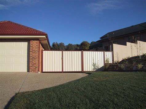 Wr Engineering Sheds by Fencing Screens Gates Canberra