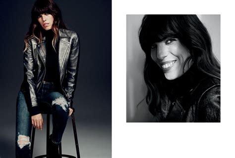 Qa Model Designer Lou Doillon by Lou Doillon By Matteo Montanari For J Brand Autumn Winter