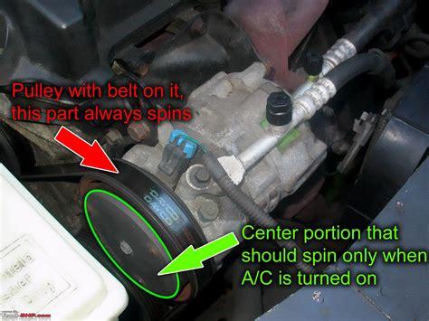 understanding car air conditioners team bhp