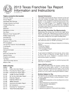 Tftr Instructions 2013 Fill Online Printable Fillable