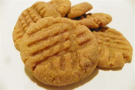 peanut butter cookies recipe dishmaps