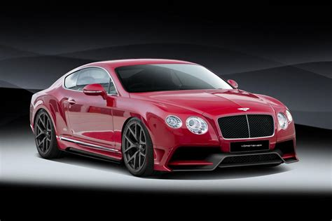 bentley vorsteiner official bentley continental gt by vorsteiner gtspirit