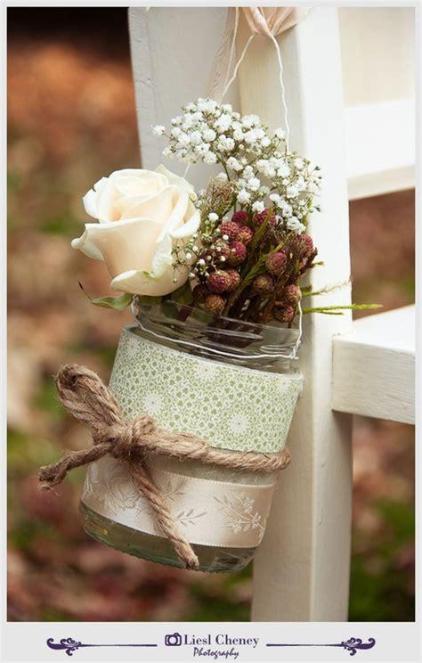 Modern Silverware by 10 Rustic Wedding Ideas Using Mason Jars