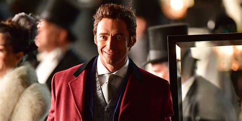 best art biography films first look at hugh jackman in the greatest showman