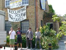 mpr boat donation squatters occupy mps main home squat the planet