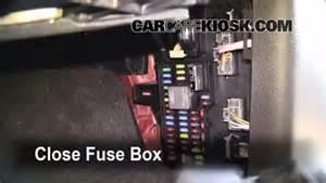 interior fuse box location 2009 2014 ford f 150 2009