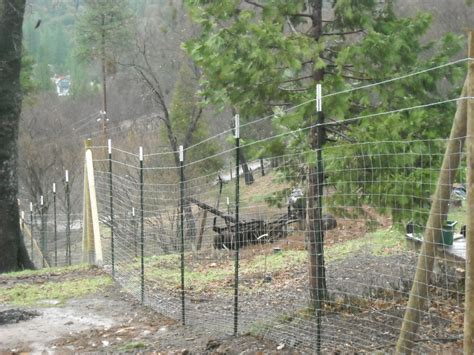 ranch and deer fencing placerville fence installation wood fence vinyl fence deer horse