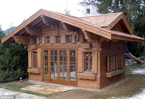House Plans Under 150k billionaire russell bowlby has 163 150k wendy house built for