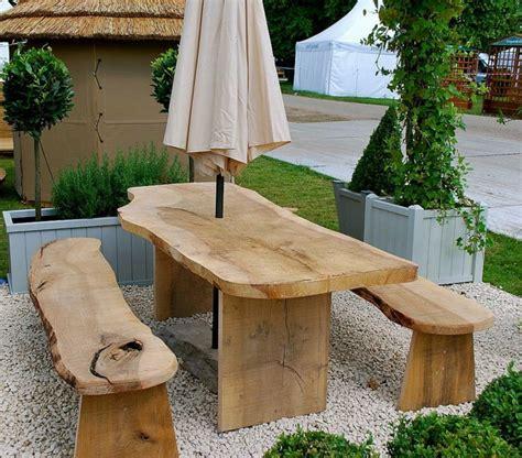 Rustikale Gartenmöbel Aus Ungarn