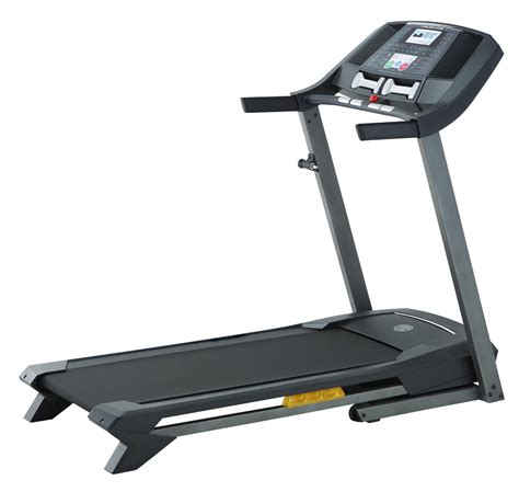 gold s trainer 410 folding treadmill home workout