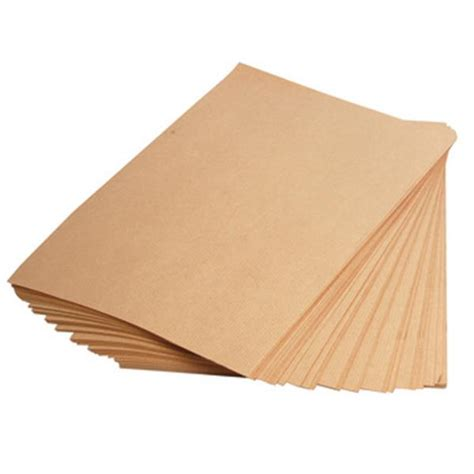 Printing On Craft Paper - 100pcs brown kraft paper a4 for prin end 9 13 2017 1 15 pm