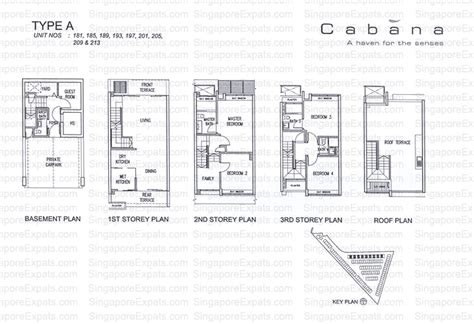 cluster house floor plan singapore cluster house floor plan house interior
