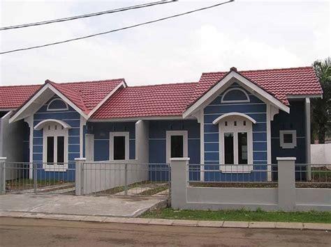 Model Rumah Sangat Sederhana Sekali