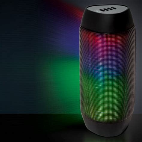 bluetooth light up water speakers sound reactive light up led bluetooth speaker